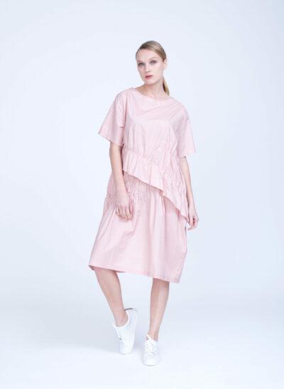 שמלה | PEONY | ורוד