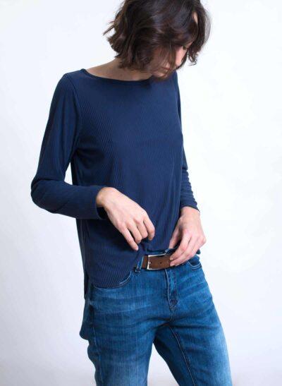 חולצה | NOAM | כחול | PreOrder