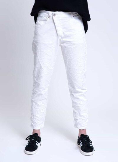 מכנסיים | CLAY | לבן | PreOrder