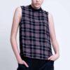 חולצה | LALI | שחור ורוד | PreOrder
