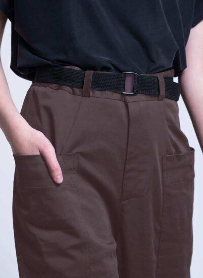 מכנסיים | OLIVER | קפה