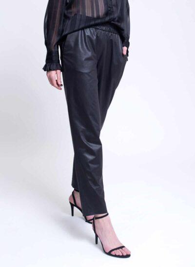 מכנסיים   MAHOGANY   שחור