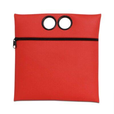 תיק | תיק קלאסי ריבועי HAMPI | אדום
