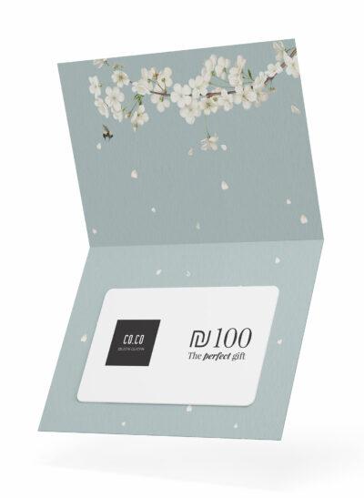 שובר מתנה | PERFECT GIFT 100