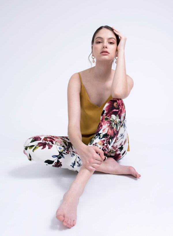 מכנסיים | AUDREY | פרחים