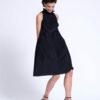 שמלה | LYLA | שחור