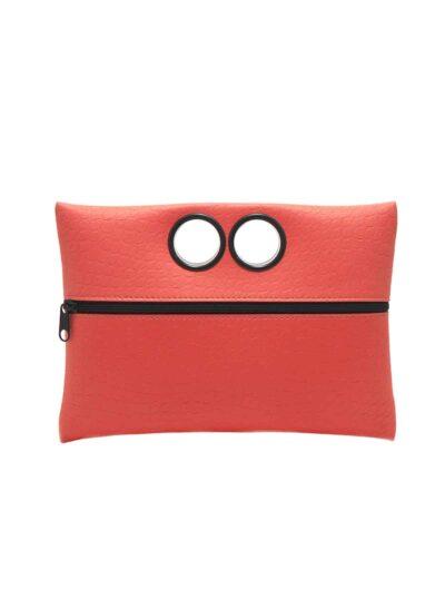 תיק קלאץ' | HAMPI | אדום