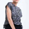 חולצה | JEMMA | אפור | PreOrder