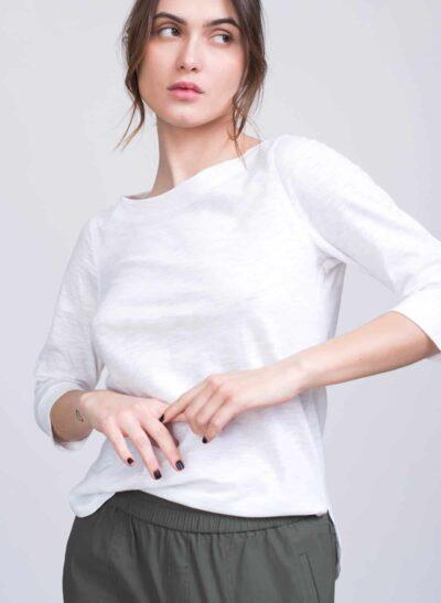 חולצה | TOTO S/20 | לבן | PreOrder