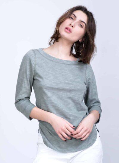 חולצה | TOTO S/20 | זית | PreOrder