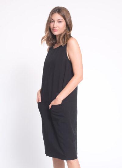שמלה | ASIA | שחור | PreOrder