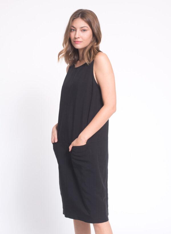 שמלה   ASIA   שחור   PreOrder