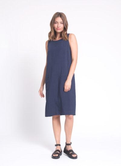 שמלה | ASIA | כחול | PreOrder