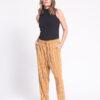 מכנסיים | ASIF | חרדל פסים